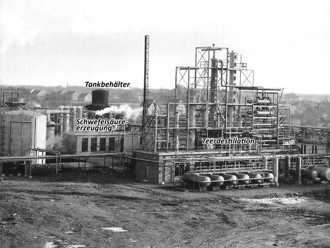 Steinkohlengas Ag Wikipedia Zur Industriegeschichte Dorsten